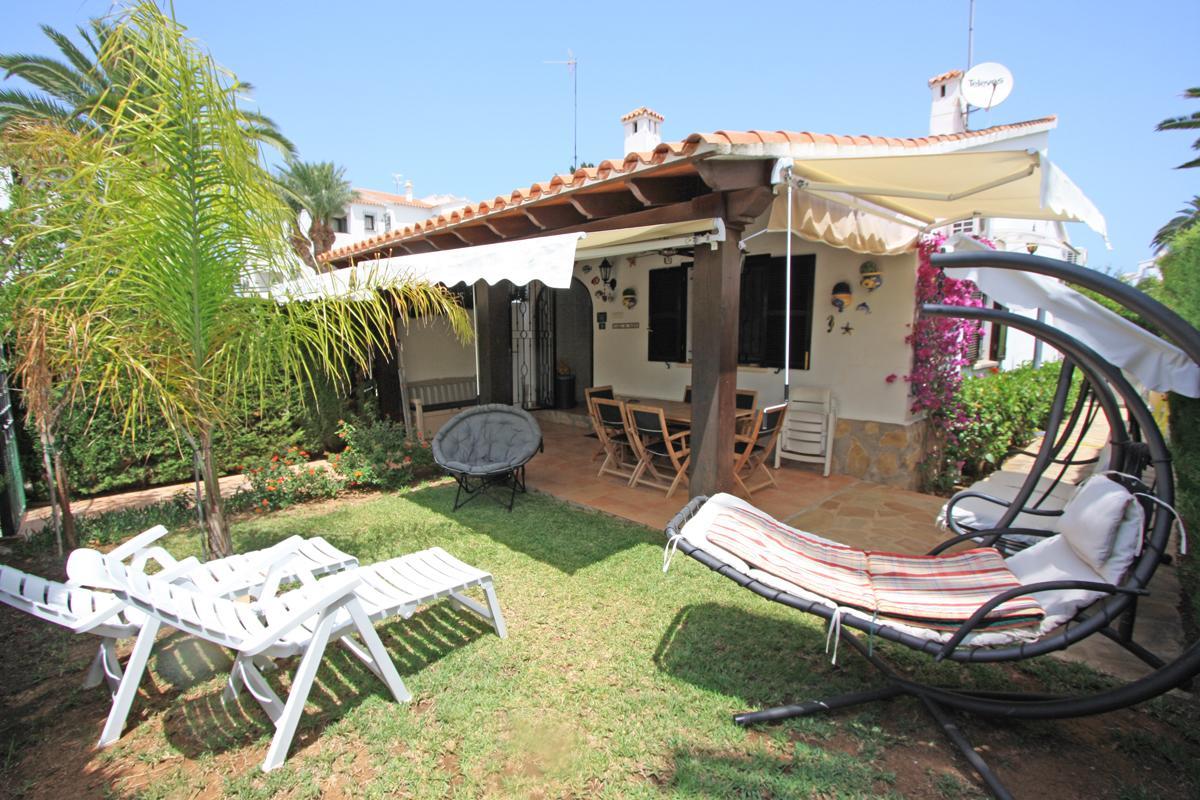 2 Bedroom Bungalow in Denia