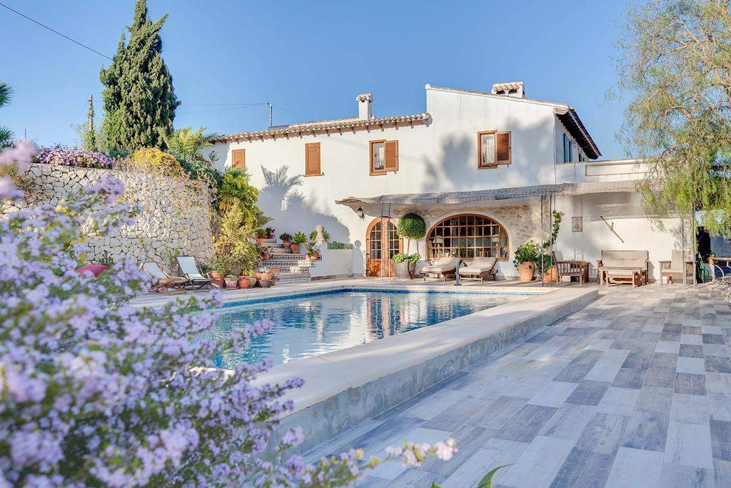 Finca / Country House in Moraira