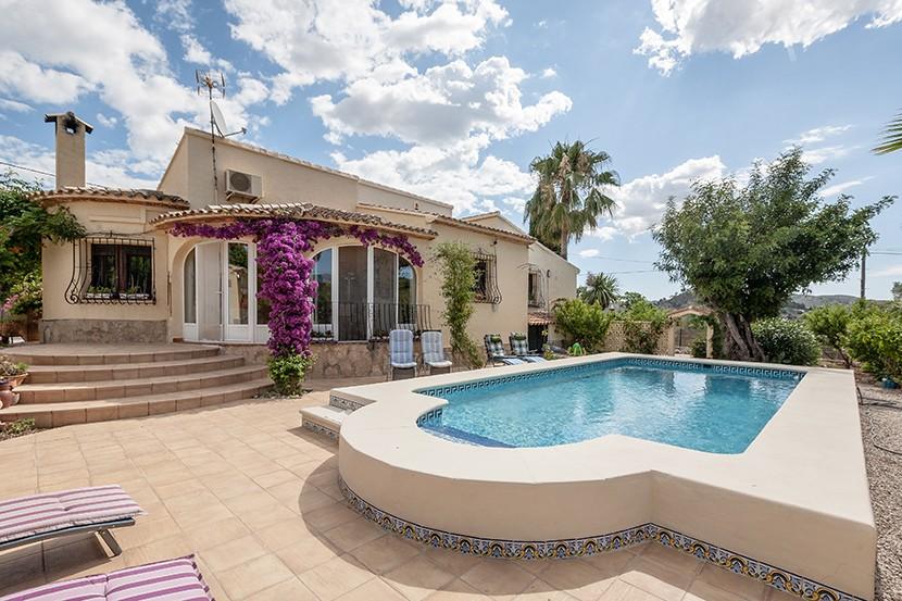 3 Bedroom Villa in Jalon