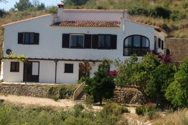 10 Bedroom Finca / Country House in Benissa