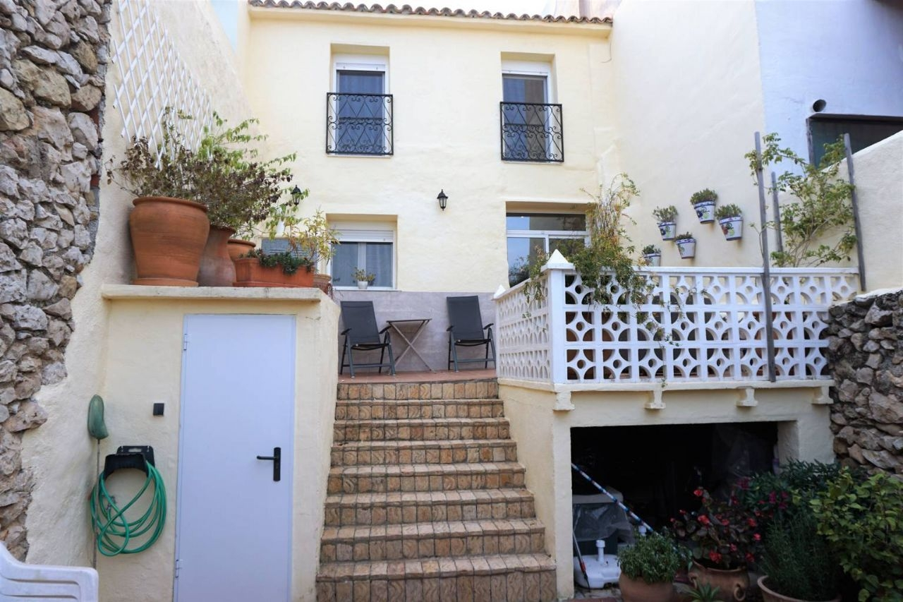 3 Bedroom Town house in Benissa
