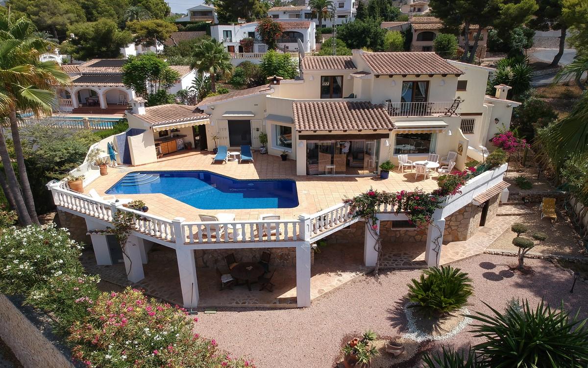 3 Bedroom Villa in Moraira