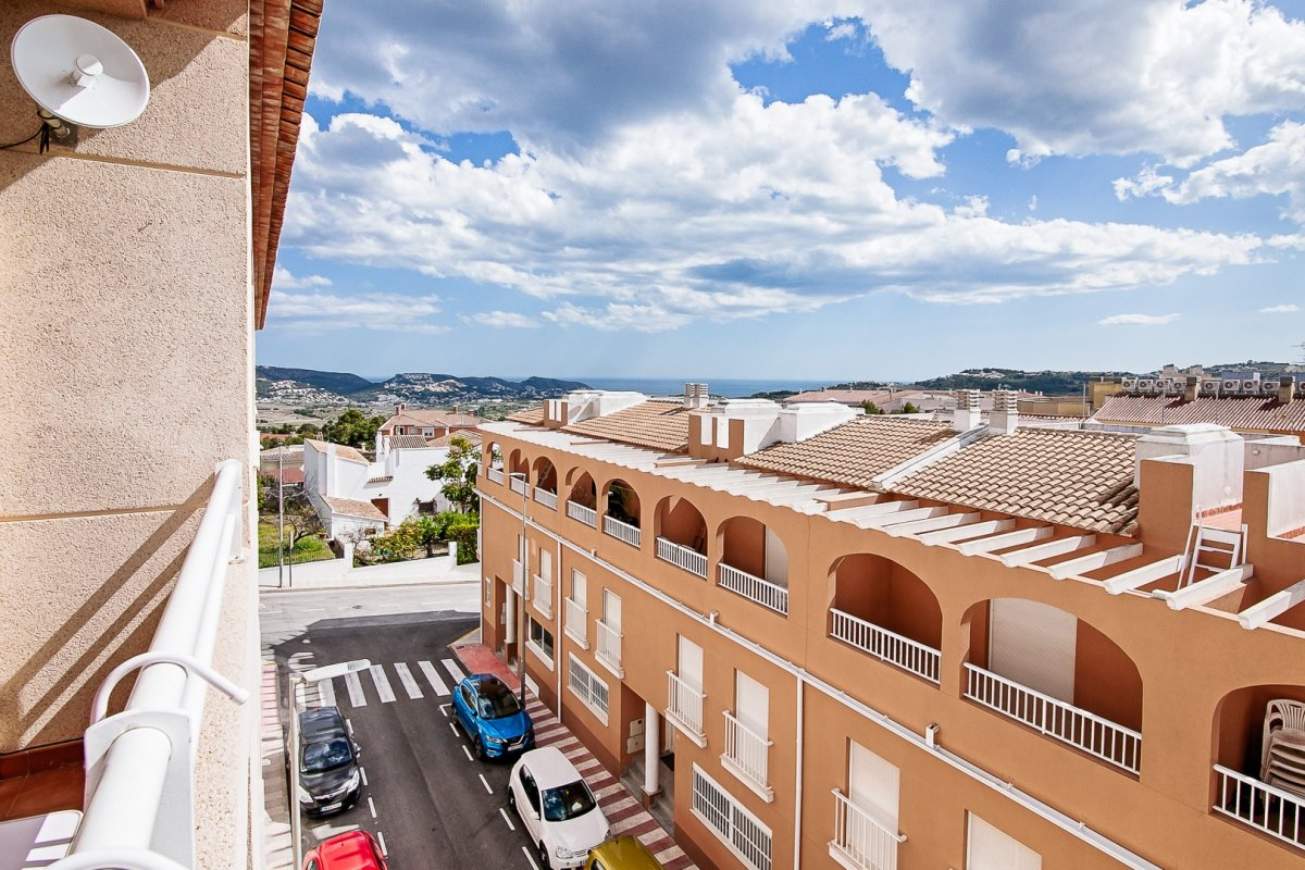 3 Bedroom Apartment in Teulada