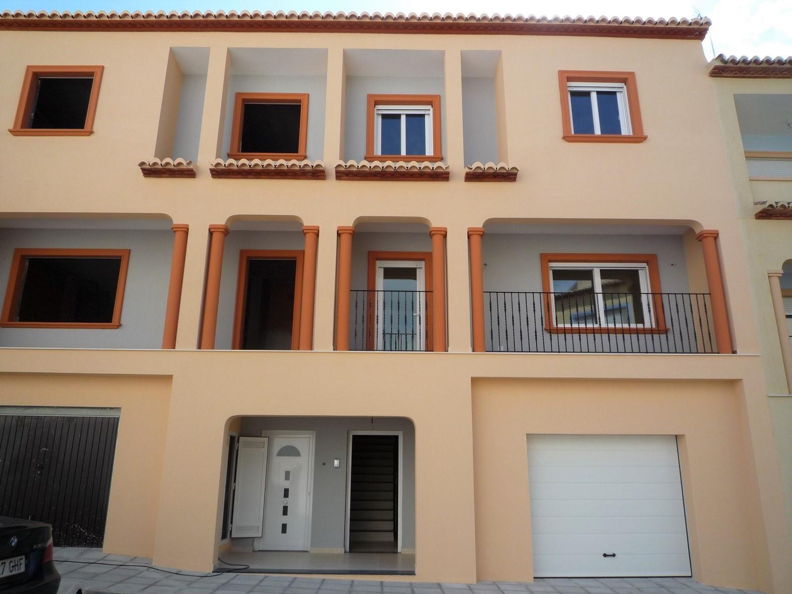 3 Bedroom Town house in Teulada