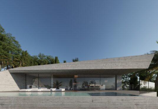 4 Bedroom Villa in Benissa Costa