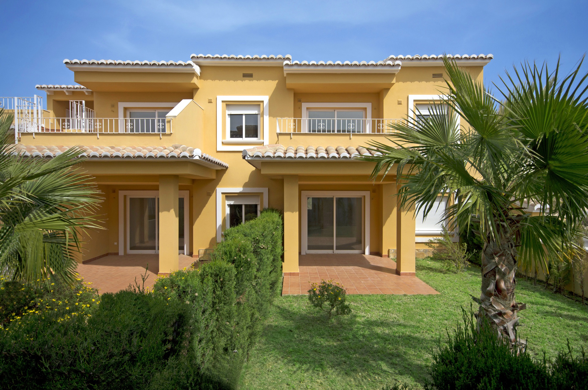 2 Bedroom Town house in Benitachell