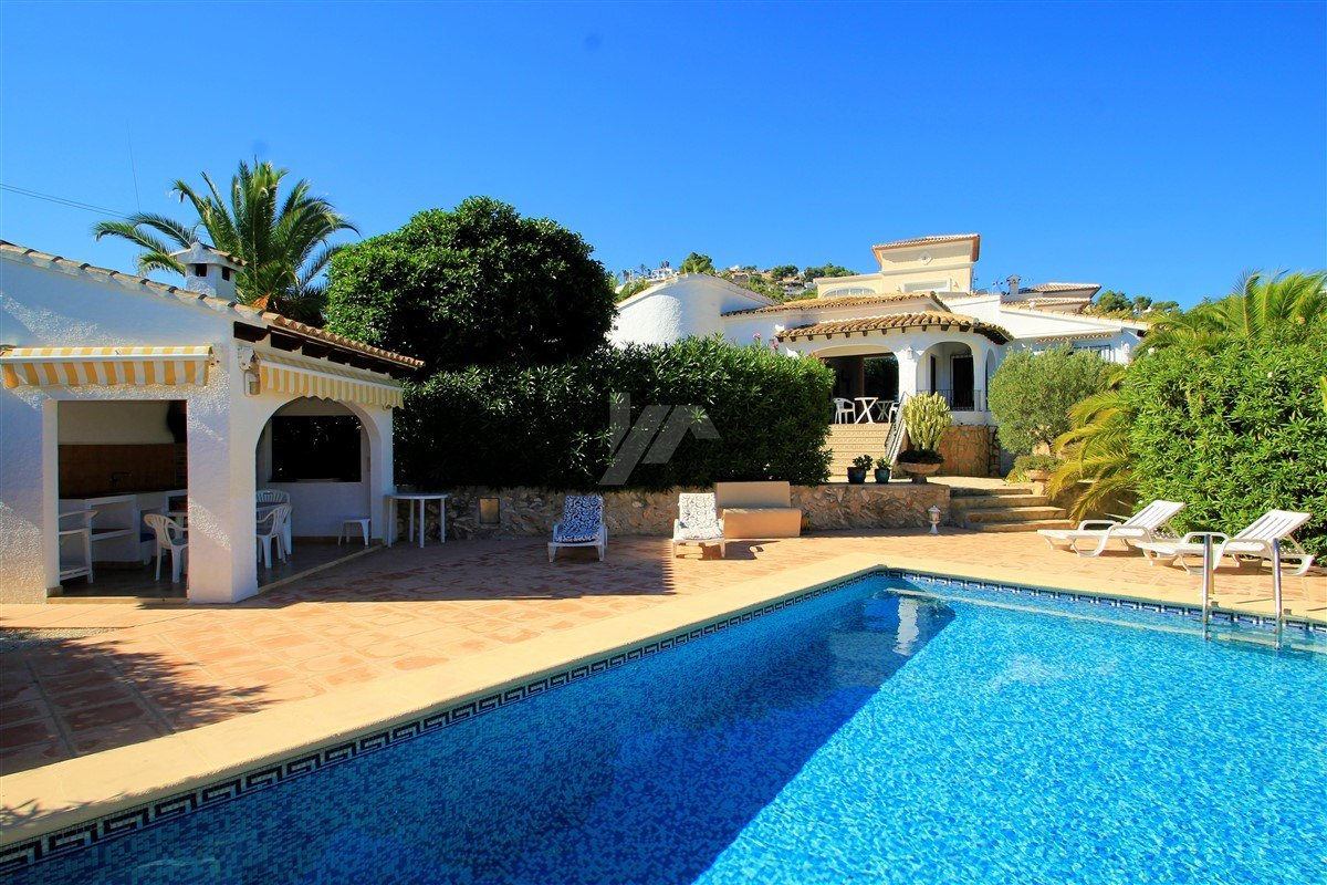 3 Bedroom Villa in Moraira