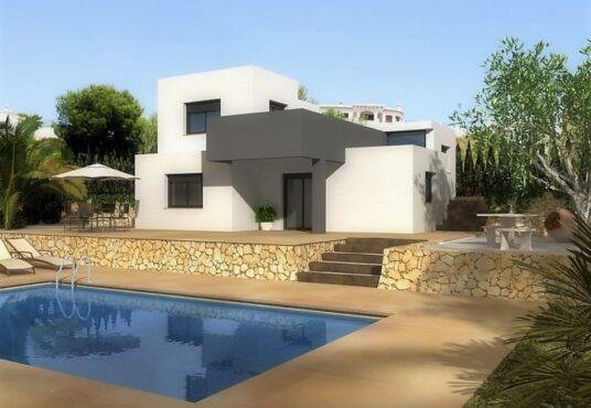 3 Bedroom Villa in Pedreguer