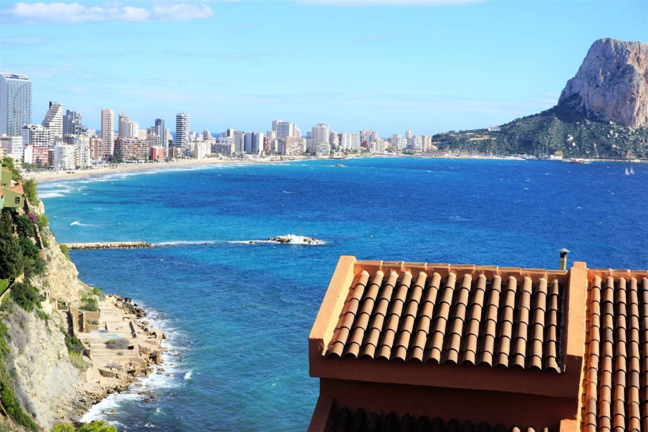 2 Bedroom Town house in Calpe