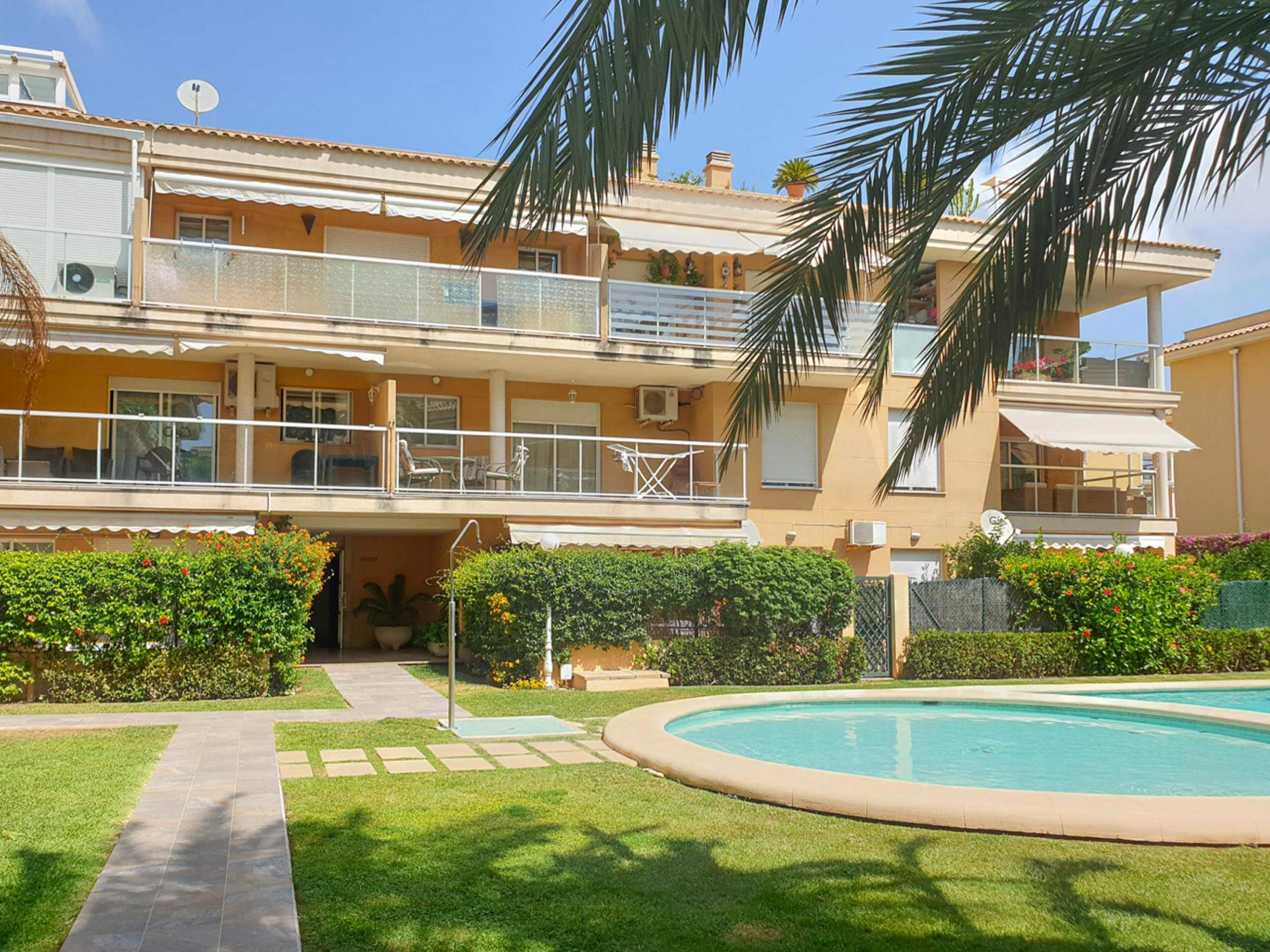 3 Bedroom Apartment in Javea