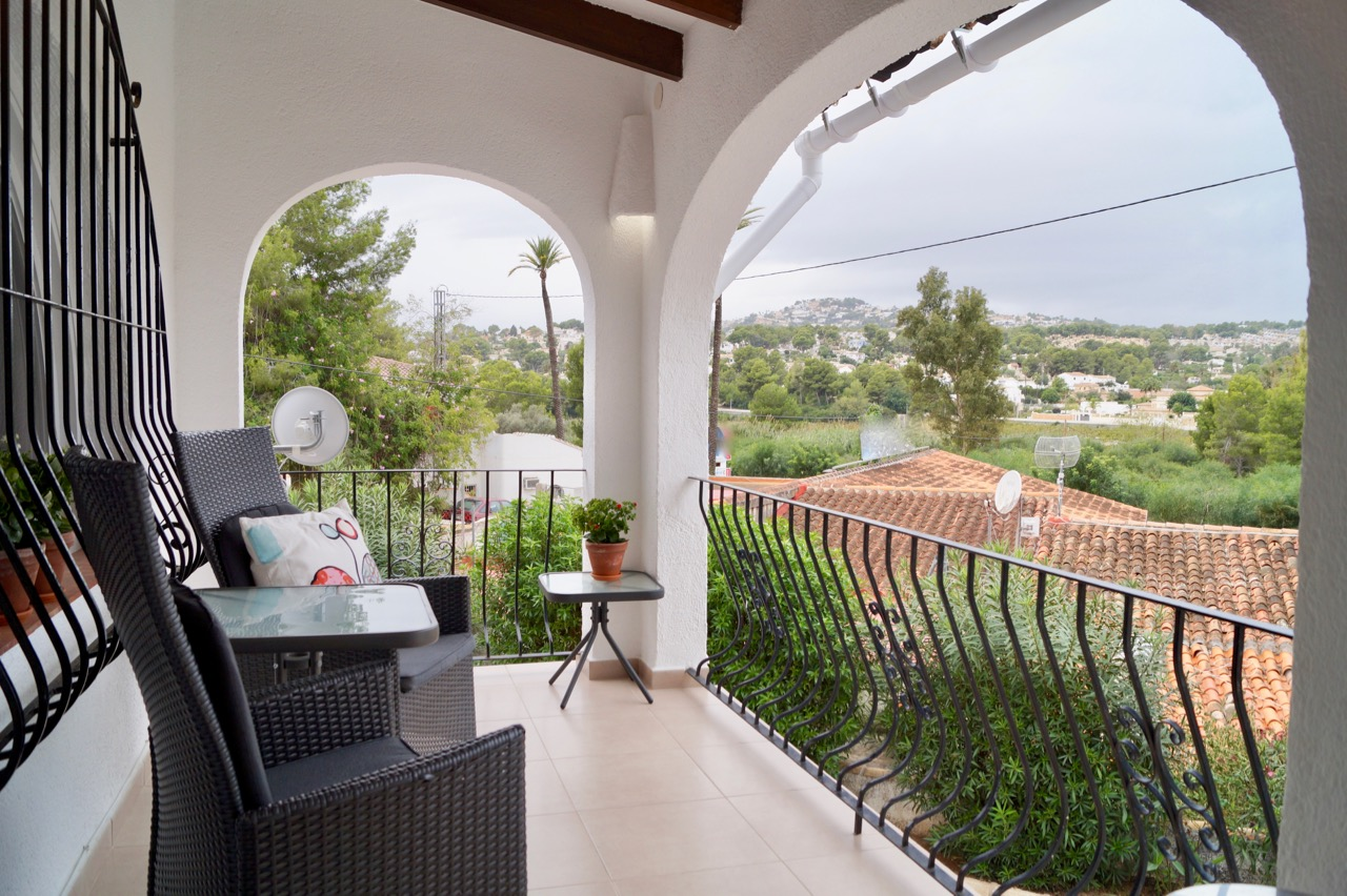 3 Bedroom Apartment in Moraira