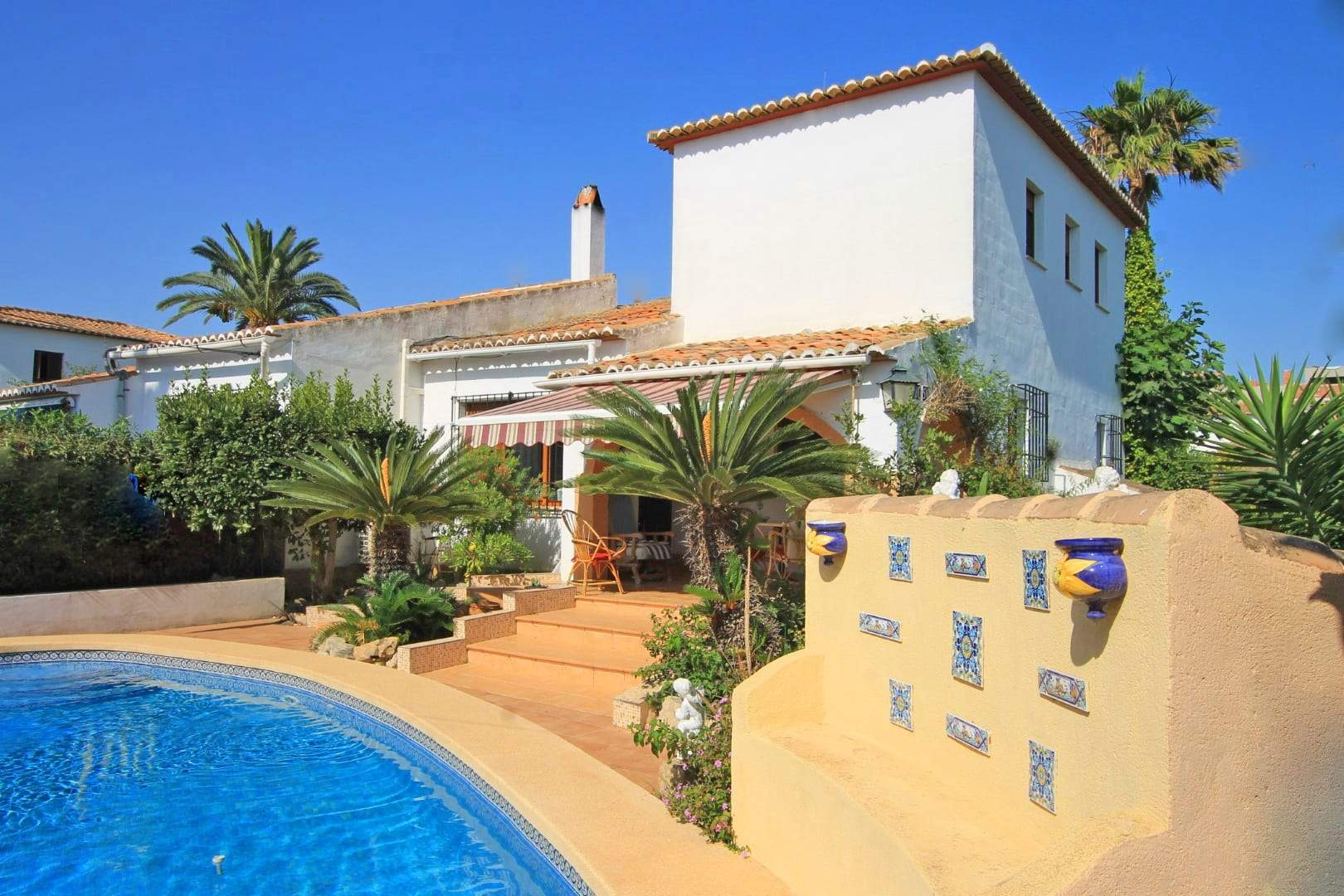 5 Bedroom Town house in Javea