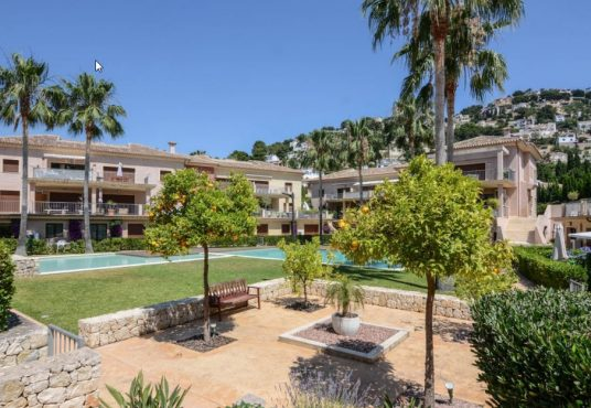 2 Bedroom Apartment in Benissa Costa