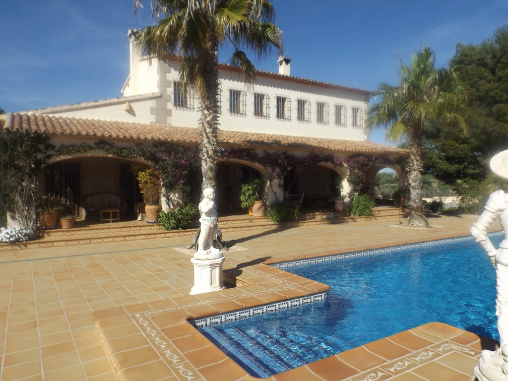 4 Bedroom Finca / Country House in Benissa