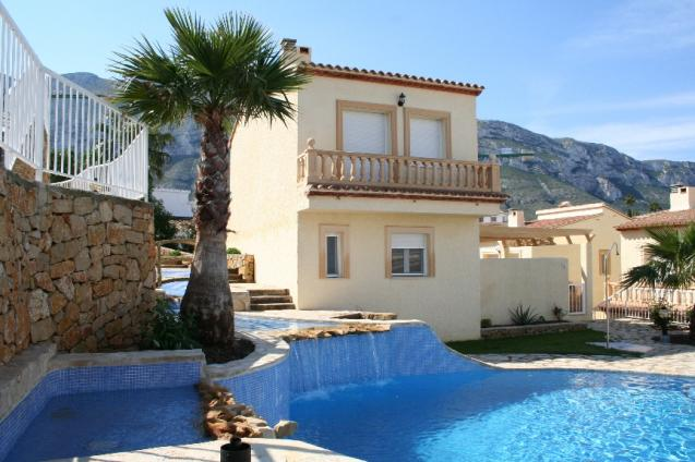 2 Bedroom Villa in Denia