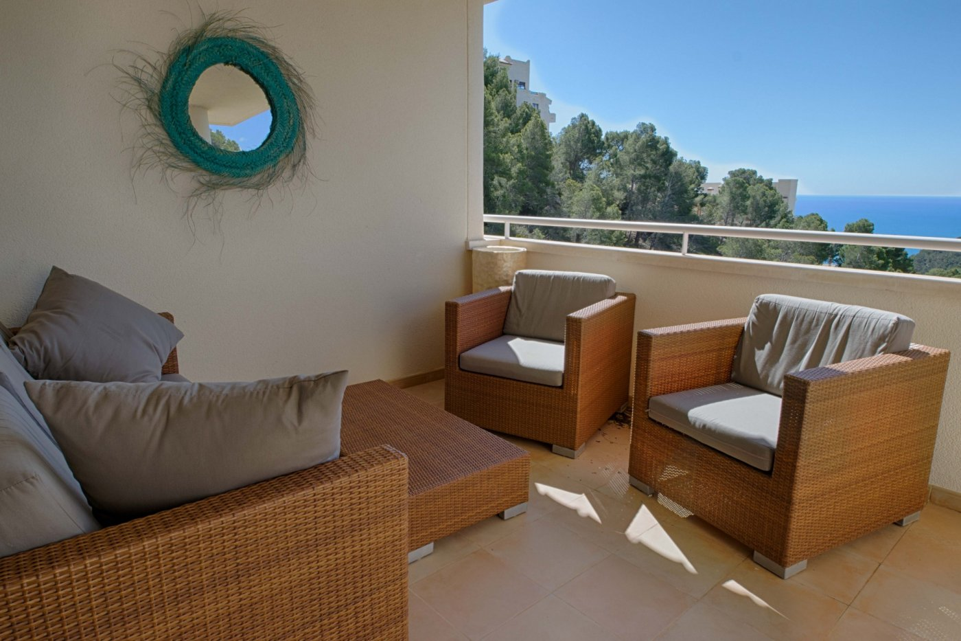 2 Bedroom Apartment in Altea