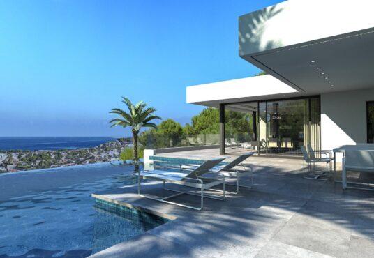 3 Bedroom Villa in Denia