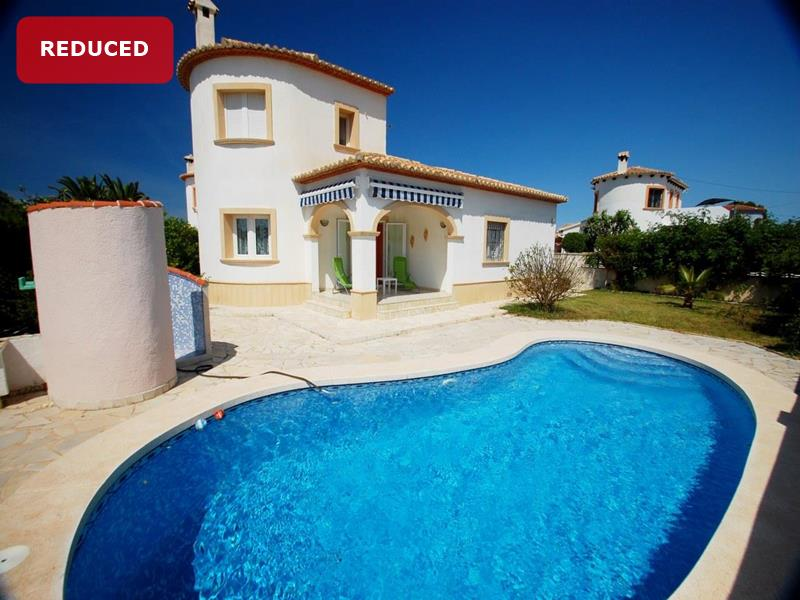 3 Bedroom Villa in Els Poblets