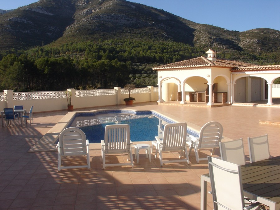 4 Bedroom Villa in Jalon