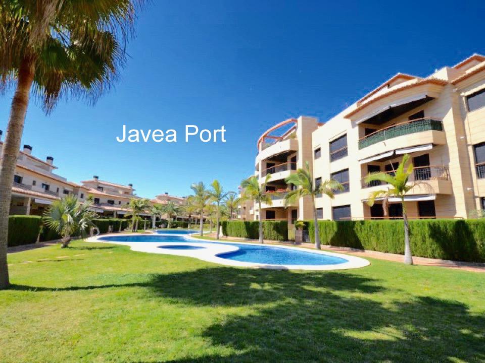 1 Bedroom Apartment in Javea