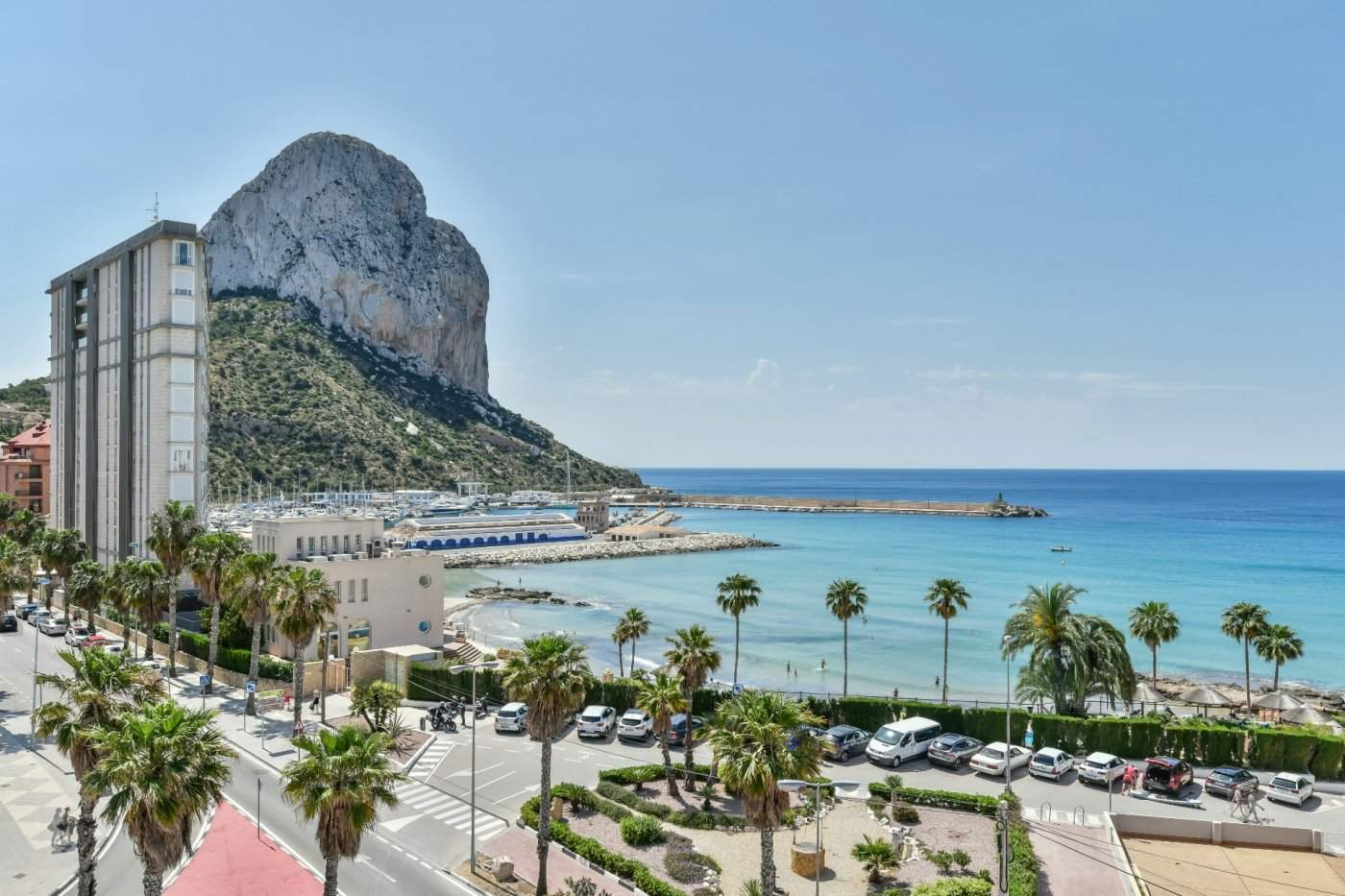 3 Bedroom Apartment in Calpe