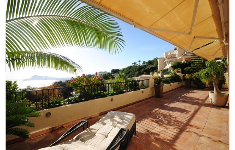 3 Bedroom Apartment in Altea