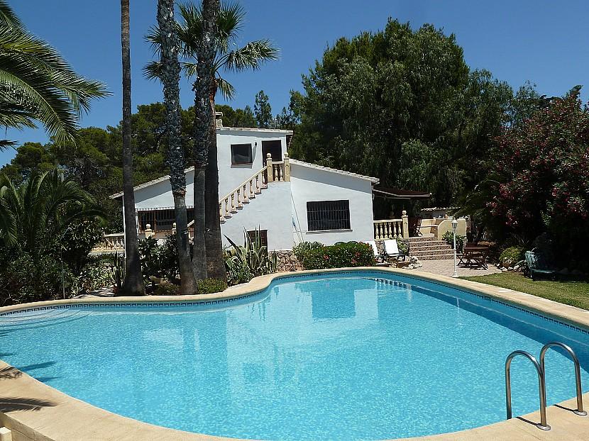 6 Bedroom Villa in Denia
