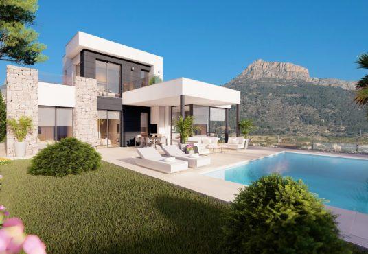 3 Bedroom Villa in Calpe