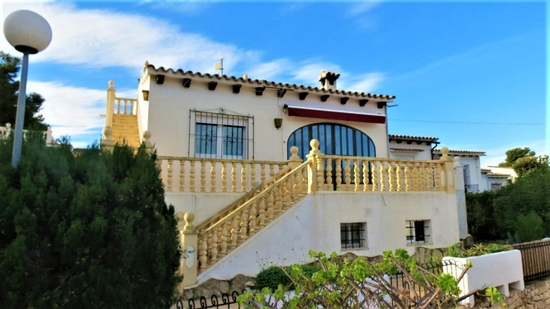 4 Bedroom Town house in Moraira