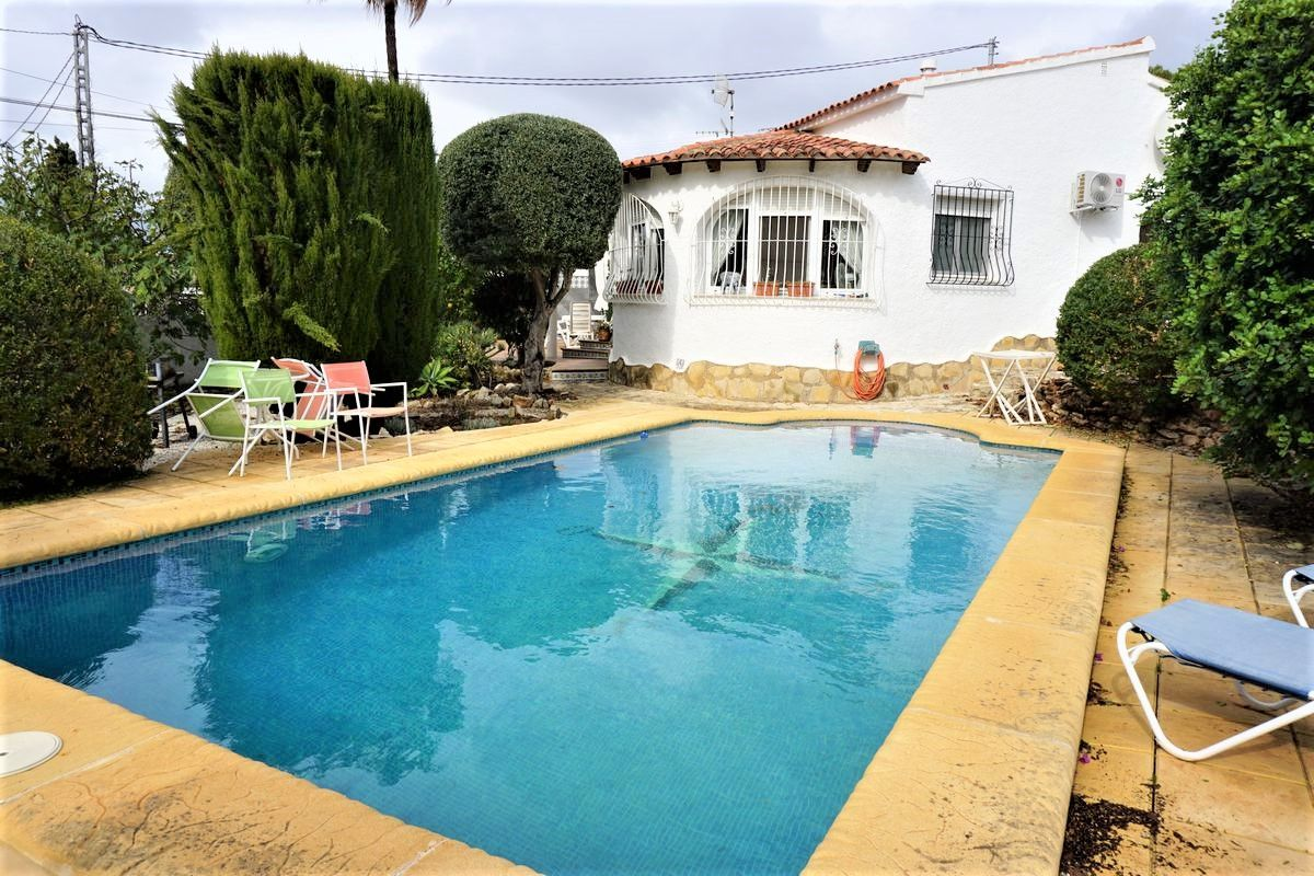 2 Bedroom Villa in Calpe