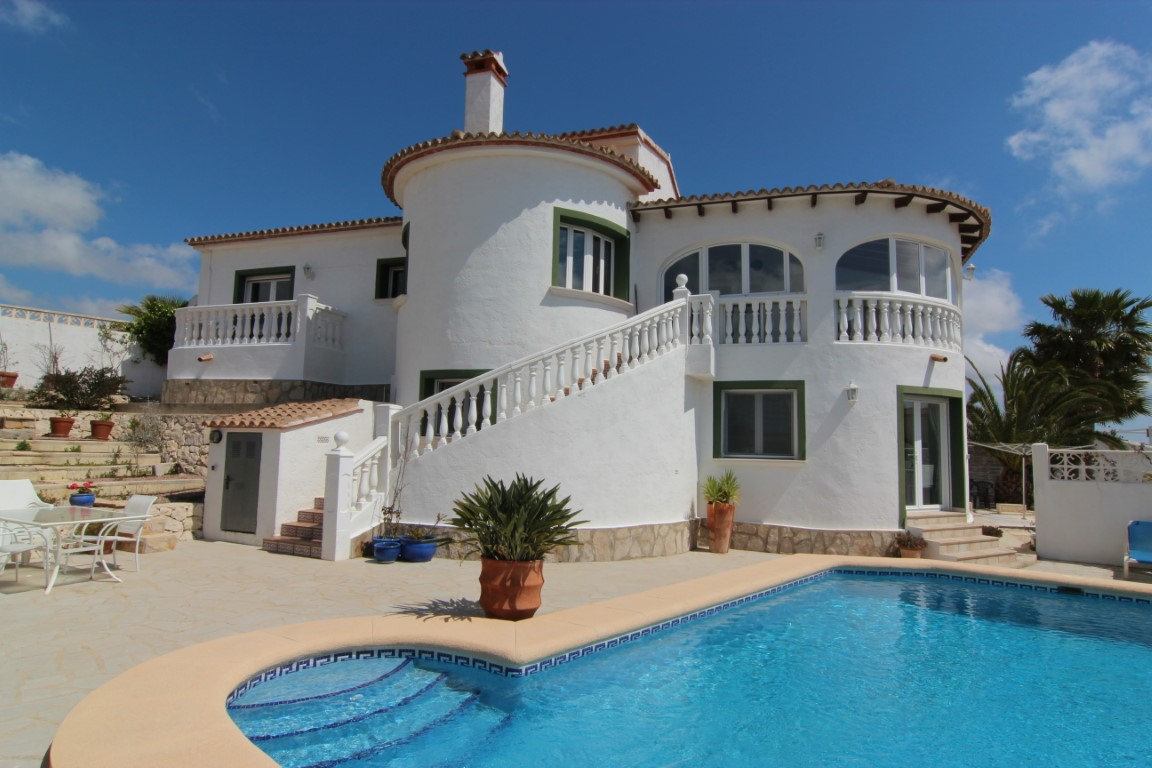 5 Bedroom Villa in Benitachell
