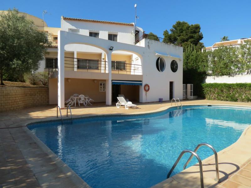 1 Bedroom Apartment in Moraira