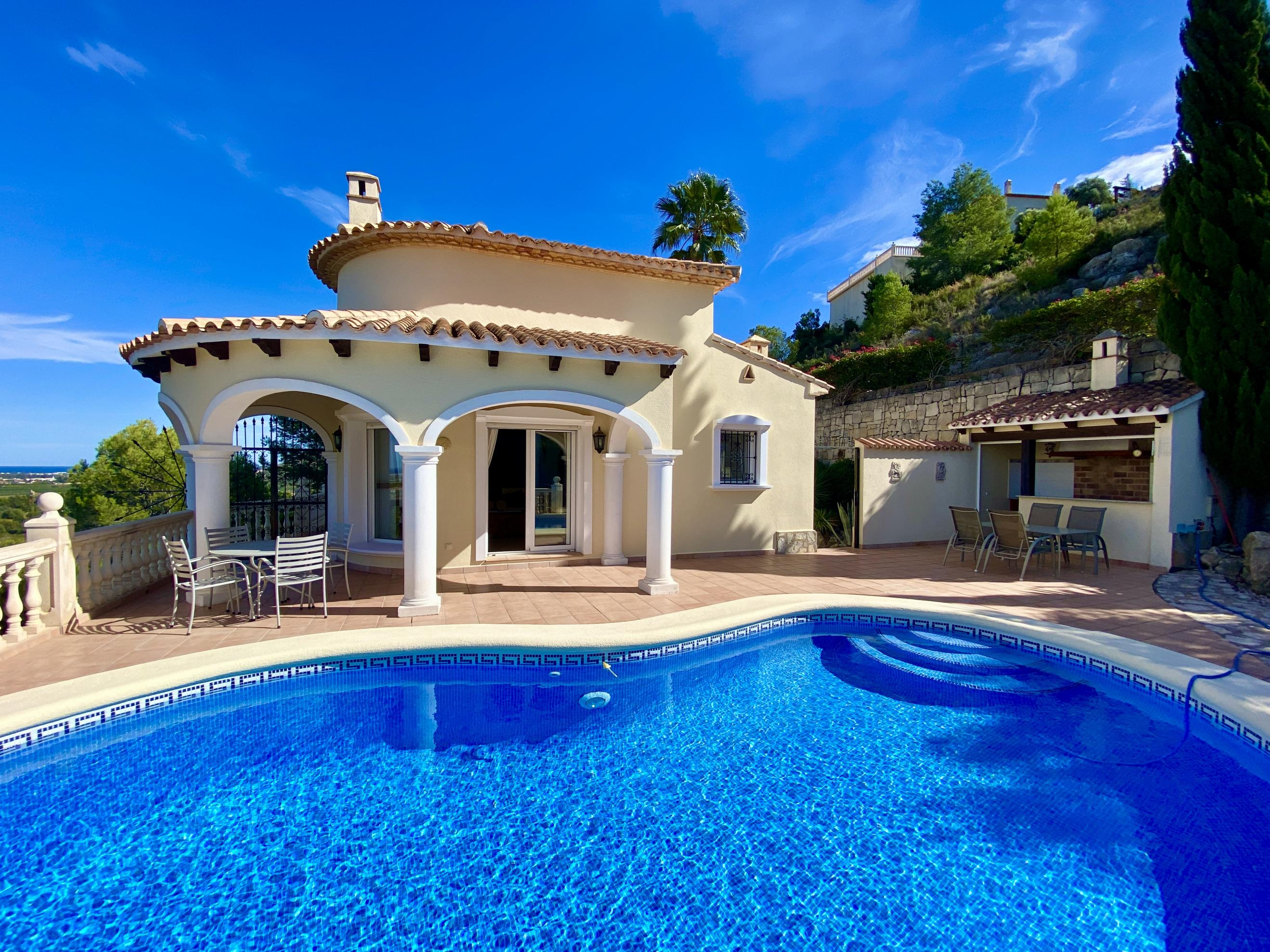3 Bedroom Villa in La Sella