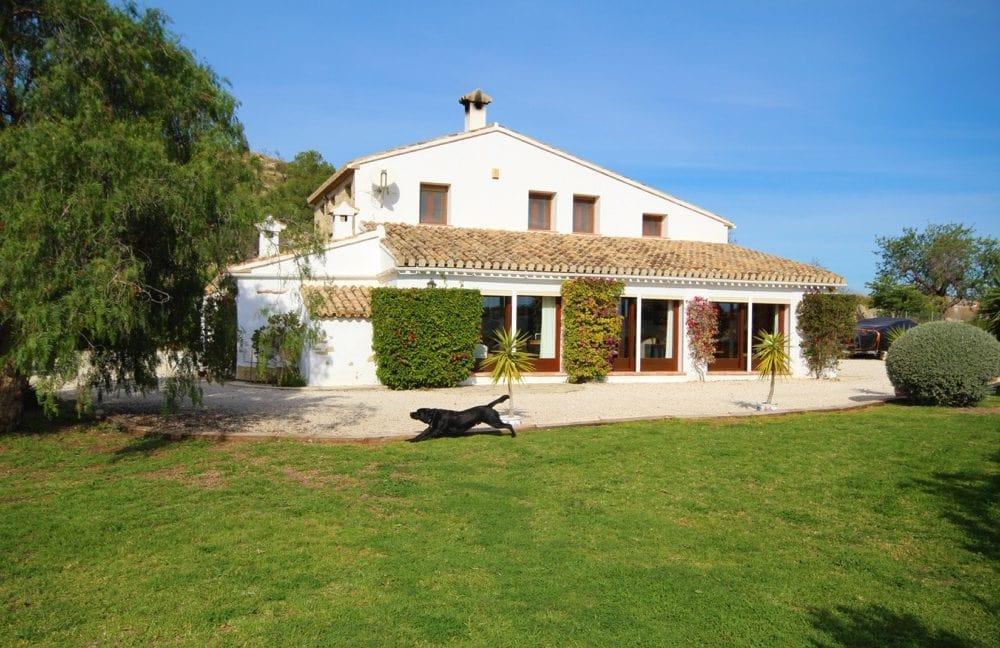 3 Bedroom Finca / Country House in Benissa Costa