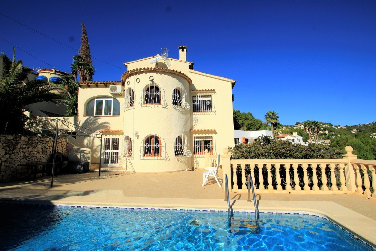 5 Bedroom Villa in Benissa