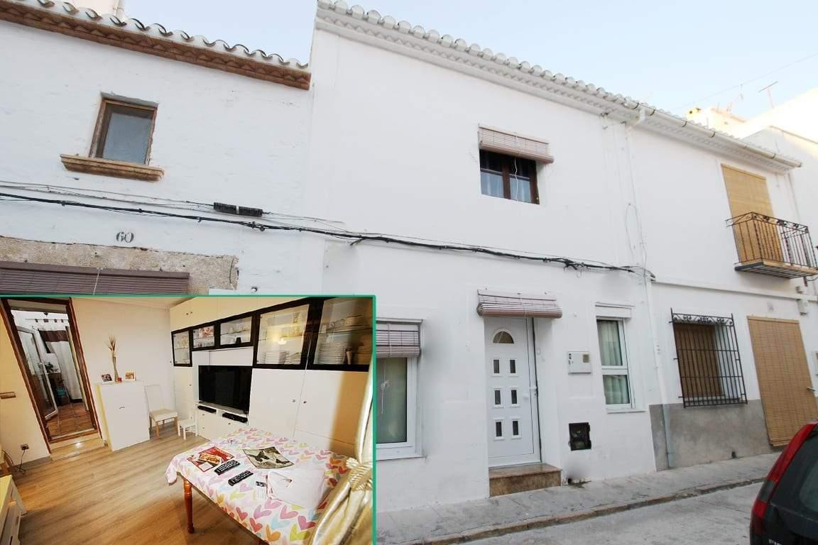 5 Bedroom Town house in Javea