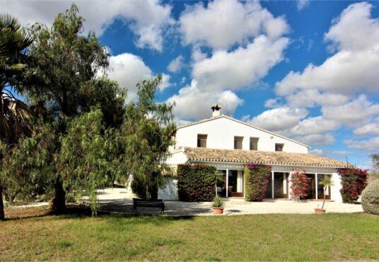 3 Bedroom Finca / Country House in Benissa