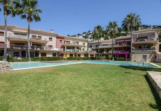 2 Bedroom Apartment in Benissa Costa