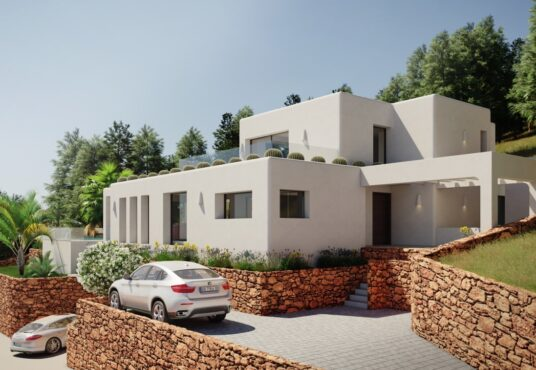 5 Bedroom Villa in El Portet