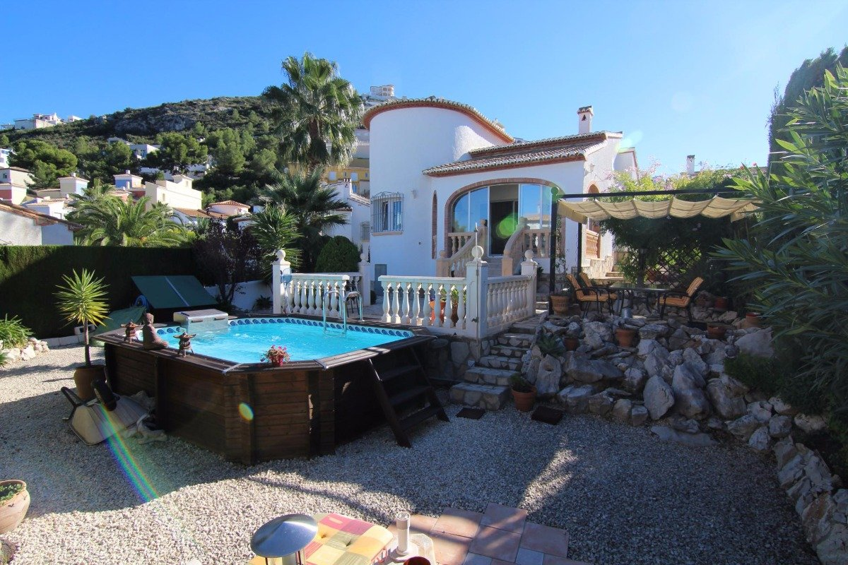2 Bedroom Villa in Pedreguer