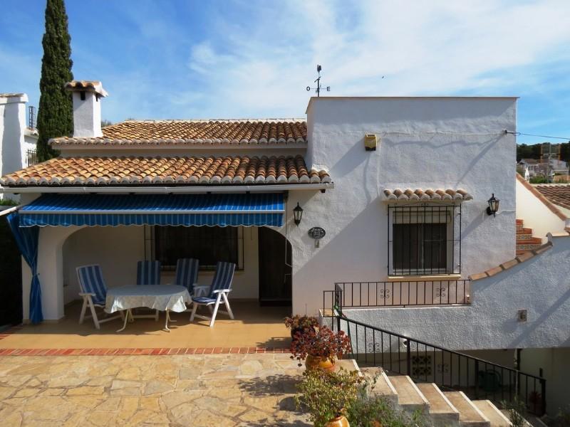 3 Bedroom Villa in El Portet