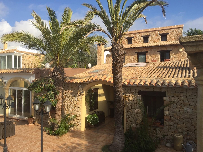 11 Bedroom Finca / Country House in Benissa Costa