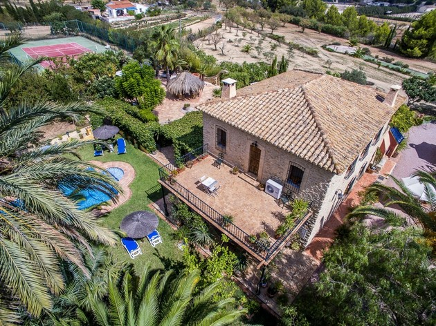 3 Bedroom Country House in Benissa