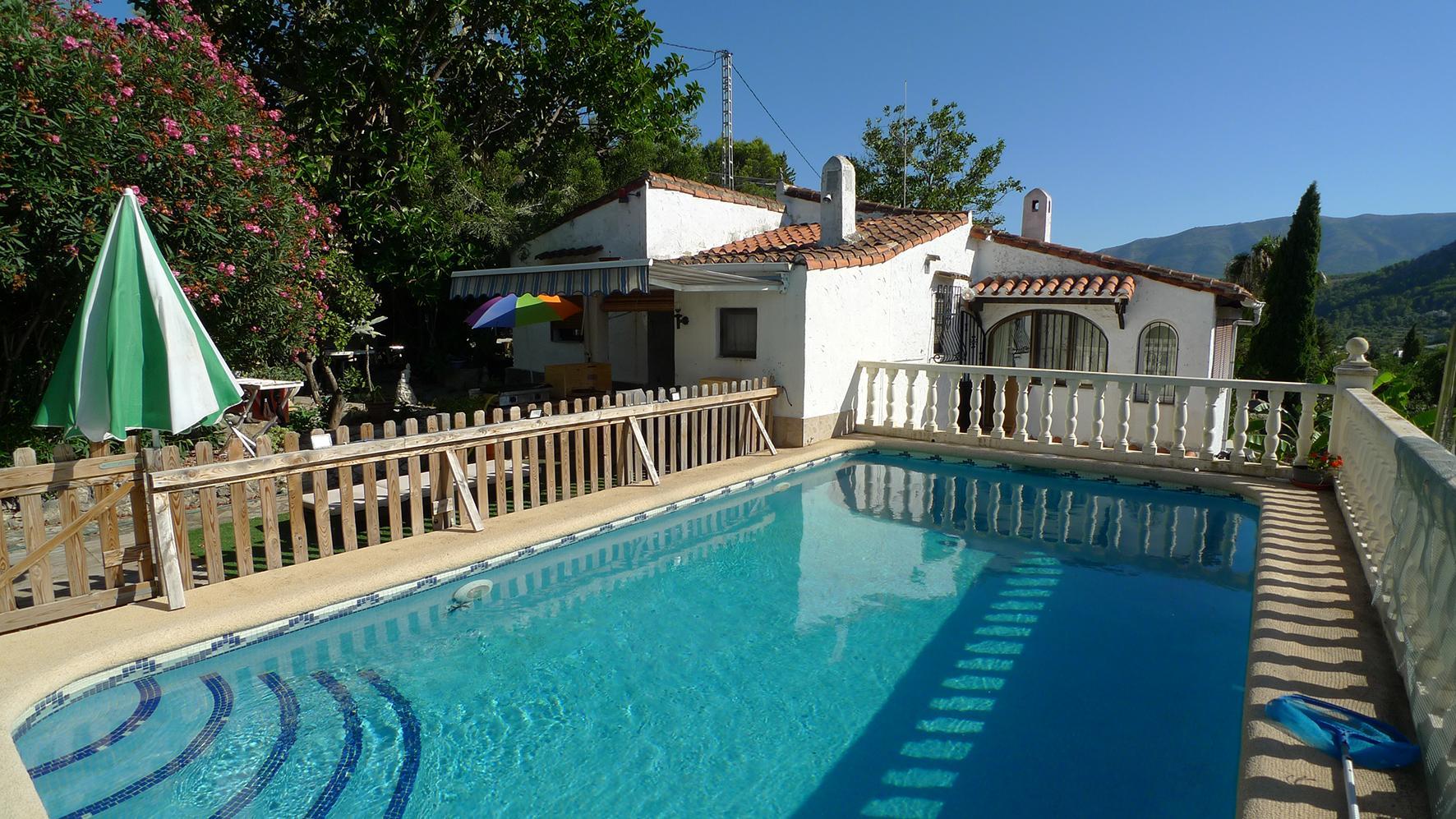 2 Bedroom Villa in Orba